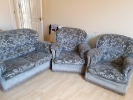 *FREE* 2 seater sofa and 2 chairs