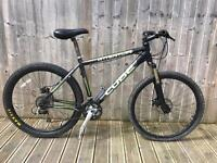 Cube attention mountain bike will post