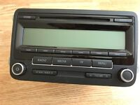 VW RCD 301 RADIO/CD EXCELLENT CONDITION
