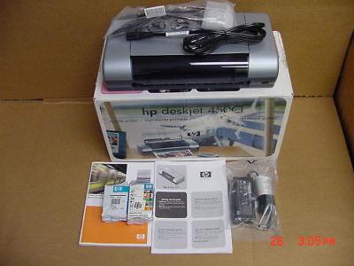 Deskjet 450ci Mobile Printer -  HP C8111A Deskjet 450ci Mobile Inkjet Printer.New