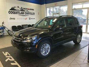 2016 Volkswagen Tiguan Special Edition (A6)