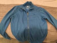 Lacoste Blue Zipped Jacket SIZE 4