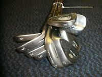 Set of Irons (10 irons) John Letters Trilogy T1 golf clubs