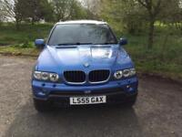 BMW X5 D SPORT 3-0 D AUTO 2005 FULLY LOADED