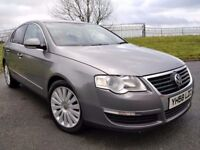 VOLKSWAGEN PASSAT 2.0 TDI *CR HIGHLINE* 6 SPEED MANUAL FSH!! LIKE AVENSIS A4 A6 GOLF MONDEO INSIGNIA
