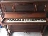 Pianos and organs