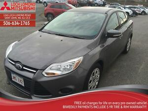 2013 Ford Focus SE, VOICE COMAND USB, BLUETOOTH, HEATED SEATS, L