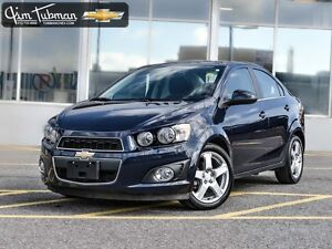 2016 CHEVROLET SONIC LT ***LOW KMS!!!***