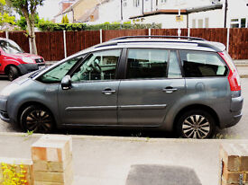C4 Grand Picasso 1.6 excellent condition with low mileage