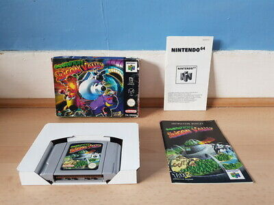 Space Station Silicon Valley N64 Complete