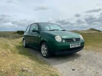 *Spares & Repairs* Green VW Lupo