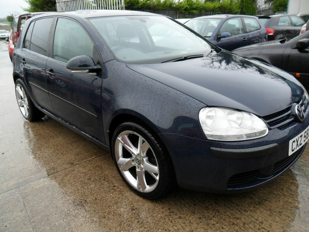 volkswagen golf 1 9 tdi se 5 door 18 alloys tinted rear glass motd 2006 in dromore county. Black Bedroom Furniture Sets. Home Design Ideas