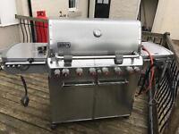 Weber s-670 BBQ