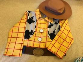 Disney toy story dress up