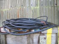 underground electric cable