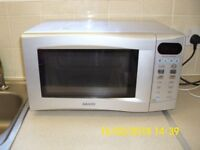 Microwave with grill SANYO