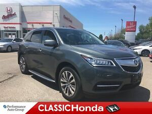 2014 Acura MDX NAV | CLEAN CARPROOF | SUNROOF | REAR CAM |