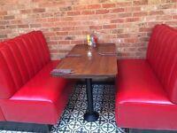 High End American Diner Restaurant Furniture