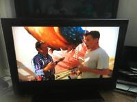 """32"""" lcd Tv with remote FREE DELIVERY PLYMOUTH AREA"""