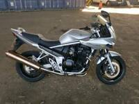 Suzuki gsf 650 s bandit 5000 miles from new!