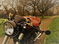 DUCATI 750 SS SUPERSPORT CAFE RACER FUEL INJECTED NEW MOT LOOK !!!