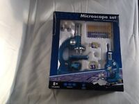 Microscope Set for 8+ Years
