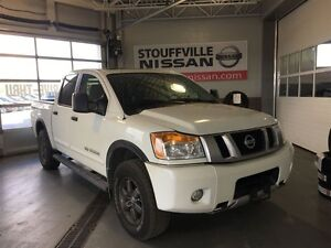 Nissan Titan pro-4x nissan certified pre owned rates from 1.9% 2