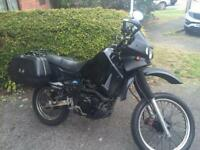 For sale is my Kawasaki Klr 650 cc