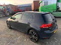Volkswagen, GOLF, Hatchback, 2015, Manual, 1598 (cc), 5 doors