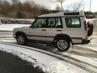 Landrover Discovery Td5 1 Years Mot
