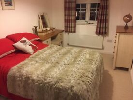 Spacious Double bedroom for rent in Newtonhill Aberdeenshire