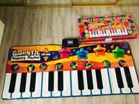 Giant Keyboard Playmat