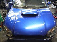 Subaru Impreza STI WRX WANTED dead or alive