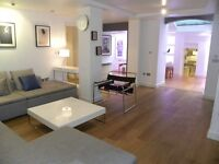 3 BED LUXURY APARTMENT IN THE CITY WITH CINEMA ROOM READY TO VIEW NOW