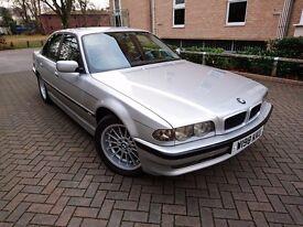 BMW 728I AUTO 12M MOT FULL SERVICE HISTORY EXCEPTIONALLY CLEAN CAR LPG CONVERSION DUAL FUEL
