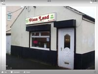business for sale Pizza takeaway shop