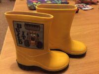 Size 6 childrens Wellington boots