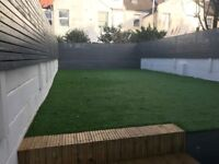 Modern, Chic Large Terraced House on Main High Street Close to Beach with HUGE GARDEN!