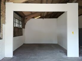 Various workspace/ workshops/rehearsal space to let