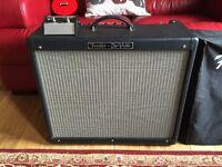 Fender Hotrod Deville 212 valve guitar amp