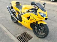 2005 Triumph Daytona 650 like new