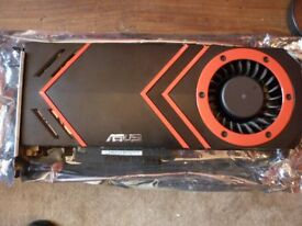 ASUS ATi Radeon HD 5870 1GB GDDR5 GPU Gaming HDMI