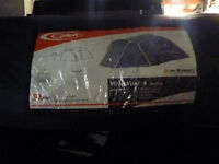 2 off Gelert 4 Man Tents