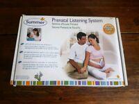 Summer prenatal listening system