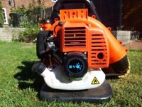 for sale - 45cc Backpack blower in excellent condition.