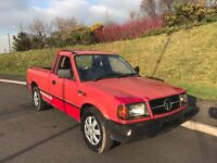 1999 (S) Tata LOADBETA 2.0 D PICKUP DIESEL 66,000 MILES- FSH, 2 Keys, Book Pack