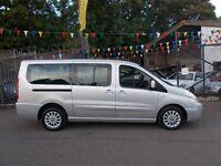 Fiat Scudo 2.0 JTD L2 POWER PANORAMA FAMILY 8 SEATER DIESEL MANUAL RARE 13/13