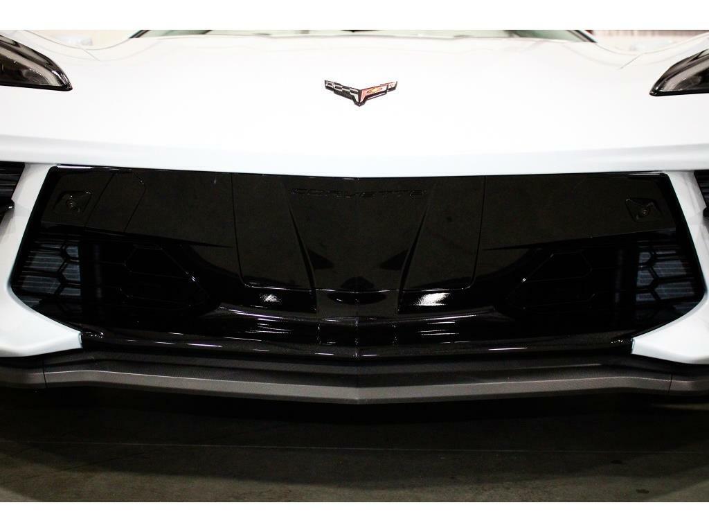 2020 Gray Chevrolet Corvette Convertible 3LT | C7 Corvette Photo 9