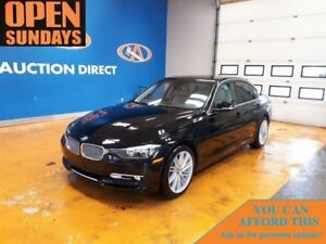 2014 BMW 320I xDrive! LEATHER! MODERN LINE! SUNROOF!