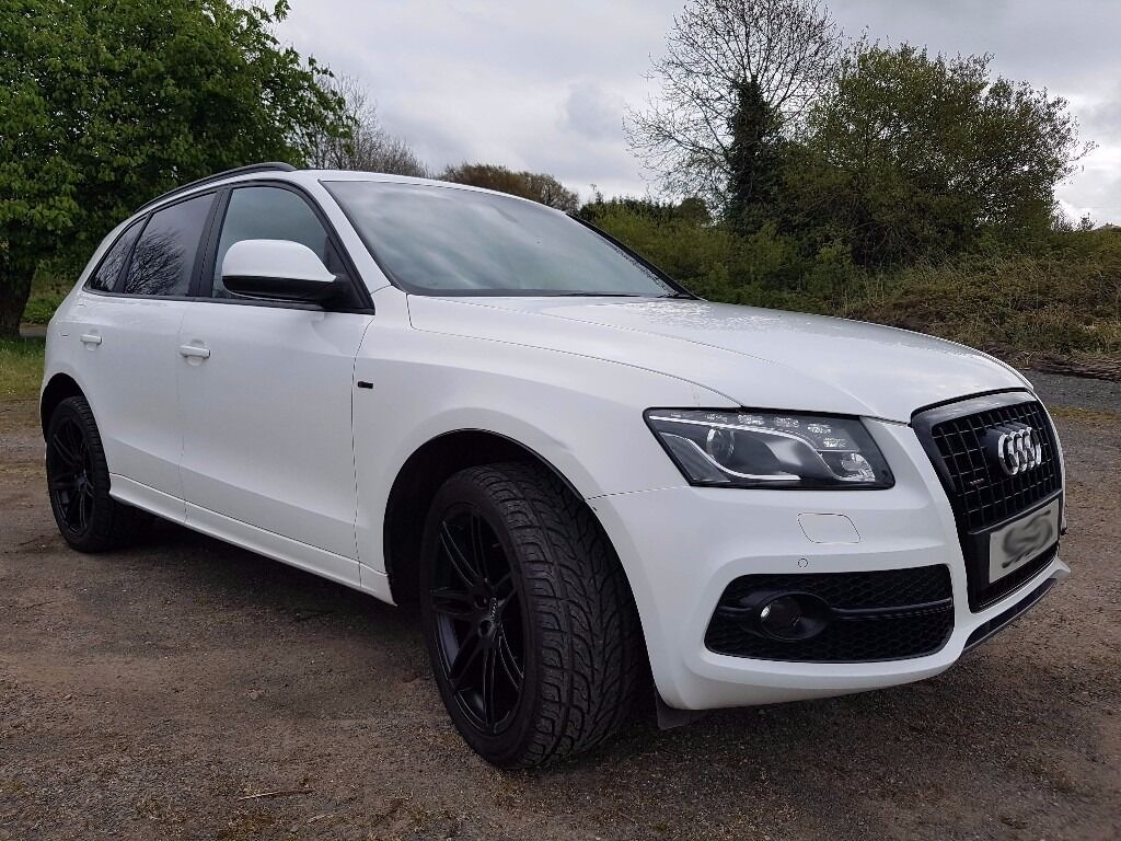 mar 2010 audi q5 s line 3 0 tdi quattro auto black edition s tronic in four winds belfast. Black Bedroom Furniture Sets. Home Design Ideas
